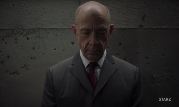 Counterpart TV show on Starz: (canceled or renewed?)