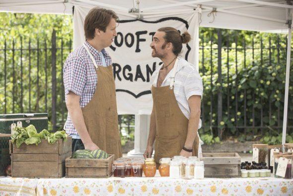 Crashing TV show on HBO: season 2 renewal (canceled or renewed?)
