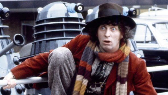 Doctor Who star Tom Baker returns as Time Lord