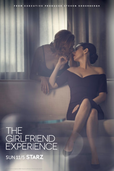The Girlfriend Experience TV show on Starz: season 2 viewer votes episode ratings (cancel or renew season 3?)