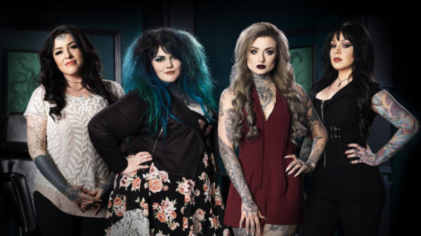 Ink Master: Angels TV show on Paramount Network: (canceled or renewed?)