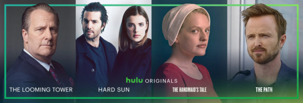 New Hulu TV series: The Looming Tower TV show on Hulu: season 1 release date (canceled or renewed?); Hard Sun TV show on Hulu: season one release date (canceled or renewed?)