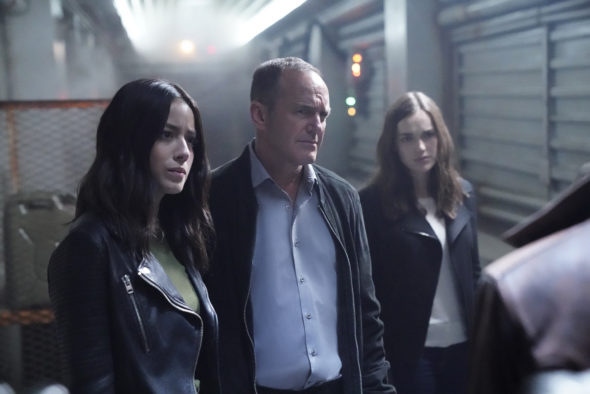 Marvel's Agents of SHIELD TV Show: canceled or renewed?
