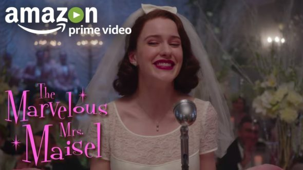 The Marvelous Mrs. Maisel TV show on Amazon: season 1 viewer votes episode ratings (cancel or renew season 2?)