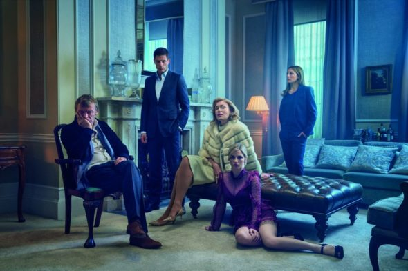 McMafia TV show on AMC (canceled or renewed?)