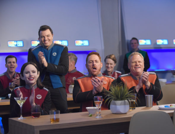 The Orville TV show on FOX: season 2 renewal (cancel or renew?)