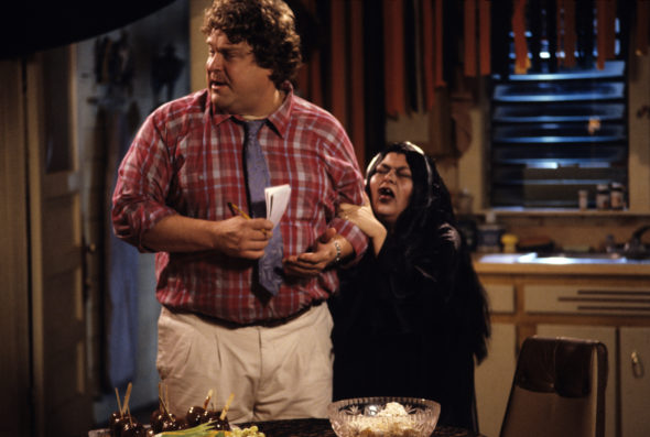 ABC orders additional episodes of the Roseanne TV show on ABC: season 10 (canceled or renewed?)