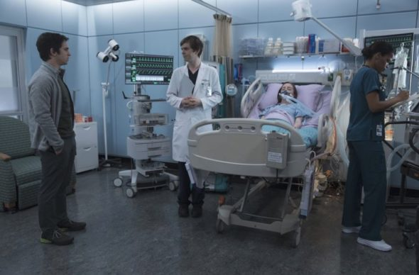 The Good Doctor TV Show: canceled or renewed?