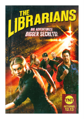 The Librarians TV show on TNT: (canceled or renewed?)