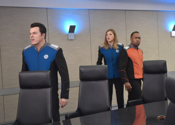 The Orville TV show on FOX: season 1 (canceled or renewed?)