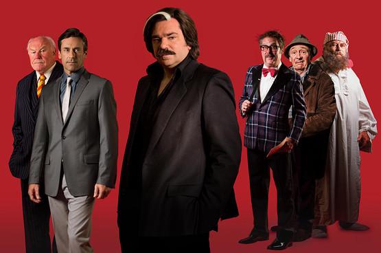 Toast of London TV show on Netflix: (canceled or renewed?)