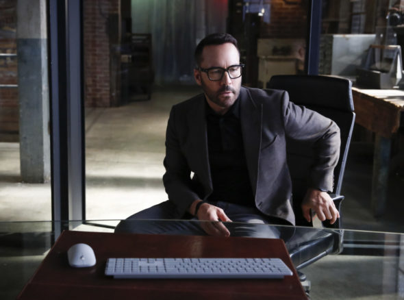 CBS cancels Jeremy Piven's 'Wisdom of the Crowd'