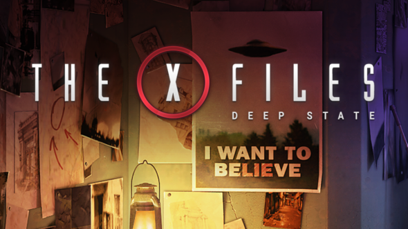 The X-Files: Deep State Game