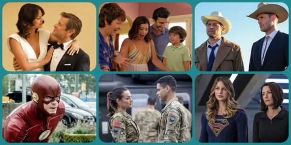 2017-18 CW TV shows Viewer Votes - Which shows would the viewers cancel or renew?
