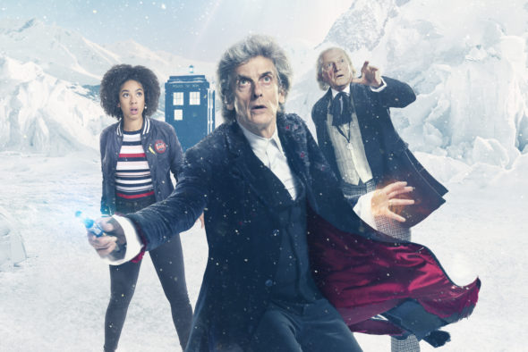 Doctor Who drops new Christmas special trailer