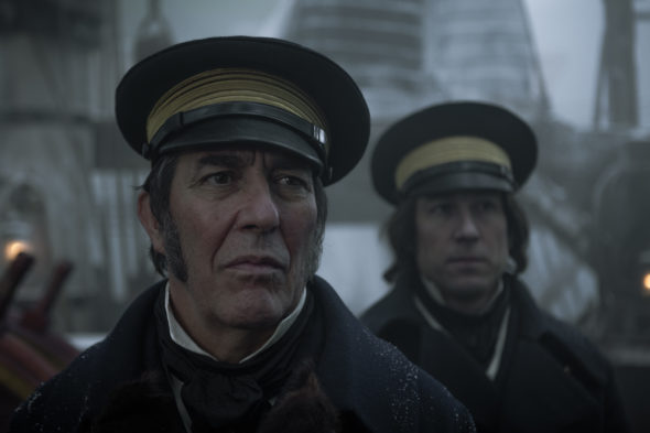 Series premiere date: The Terror TV show on AMC: season 1 release date (canceled or renewed?)