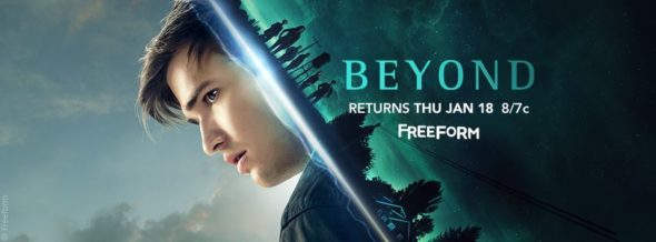 Beyond TV Show on Freeform: Ratings (Cancel or Season 3?) - canceled