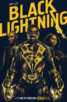 Black Lightning TV show on The CW: (canceled or renewed?)