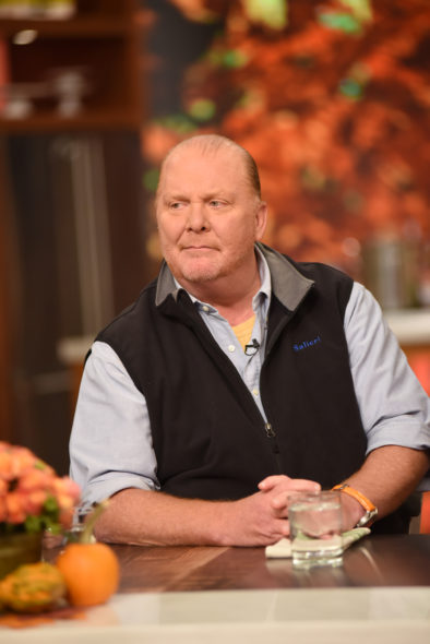 Mario Batali leaves The Chew TV show on ABC: canceled or renewed?