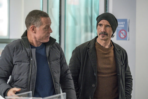 Chicago P.D. TV Show: canceled or renewed?