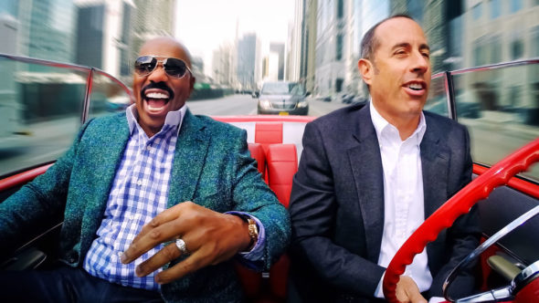 Comedians in Cars Getting Coffee TV show on Netflix: (canceled or renewed?)