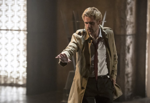 Constantine TV show on The CW; cancelled. John Constantine to appear in DC's Legends of Tomorrow and Arrow TV shows on The CW: canceled or renewed?