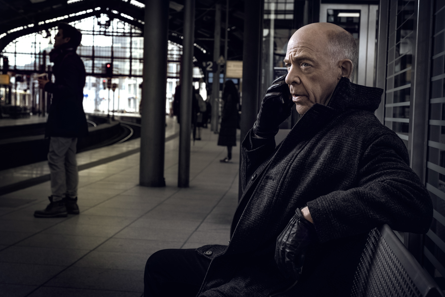 Counterpart on Starz: Canceled or Season 2? (Release Date