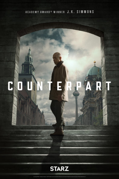 Counterpart TV show on Starz: canceled or renewed?