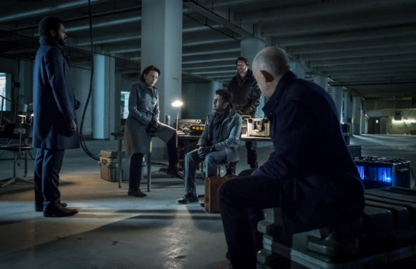 Counterpart TV show on Starz: season 1 viewer votes episode ratings (canceled or renewed for season 2?)