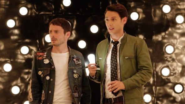 Dirk Gently's Holistic Detective Agency TV show on BBC America: (canceled or renewed?)