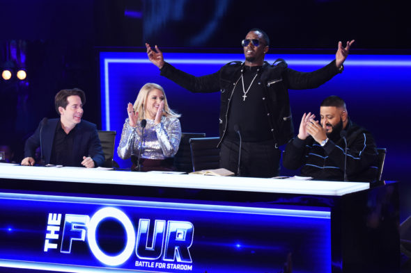 The Four: Battle for Stardom TV show on FOX: season 1 viewer votes episode ratings (cancel or renew season 2?)
