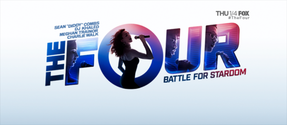 The Four: Battle for Stardom TV show on FOX: season 1 ratings (cancel or renew season 2?)