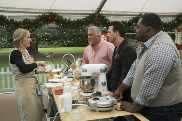 The Great American Baking Show: canceled or renewed?