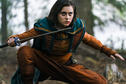 Into the Badlands TV show on AMC: (canceled or renewed?)