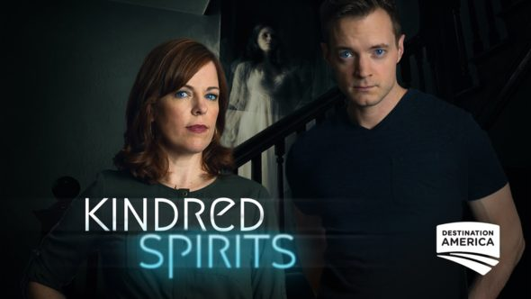 Kindred Spirits TV show on Destination America: (canceled or renewed?)