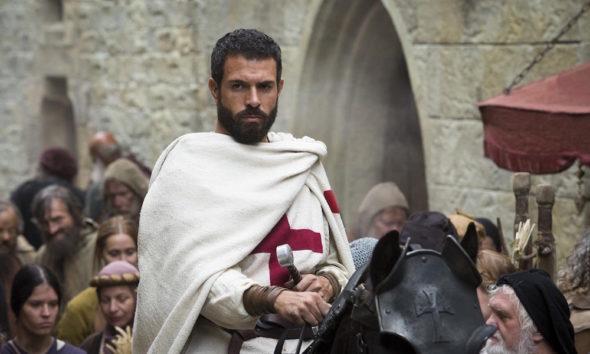 Knightfall TV show on History: (canceled or renewed?)