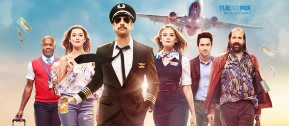 LA to Vegas TV show on FOX: season 1 ratings (canceled or renewed season 2?)