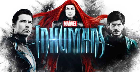 Marvel's Inhumans TV show on ABC: canceled, no season 2