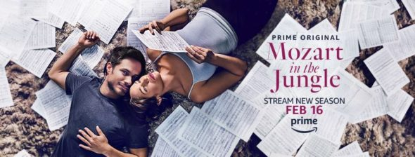 Fourth season premiere date; Mozart In the Jungle TV show on Amazon: season 4 release date (canceled or renewed?)