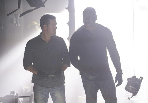 NCIS: Los Angeles TV Show: canceled or renewed?