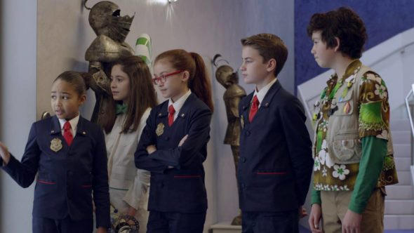 Odd Squad: World Turned Odd movie from Odd Squad TV show on PBS: canceled or renewed?