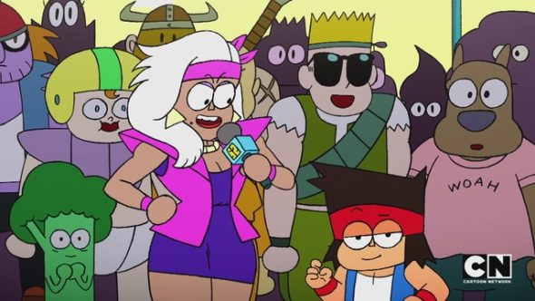 OK K.O. Let's Be Heroes TV show on Cartoon Network: season 2 renewal (canceled or renewed?)