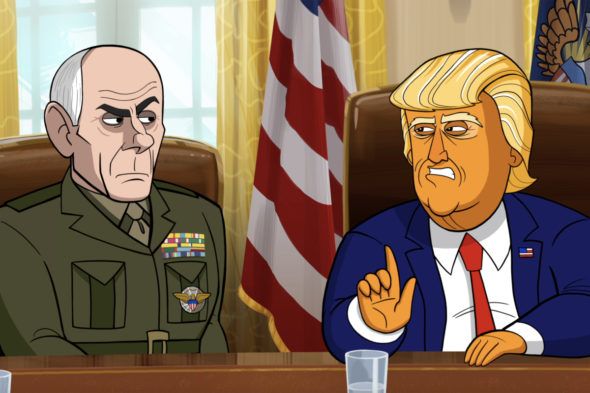 tv show cartoon president cartoonankaperlacom