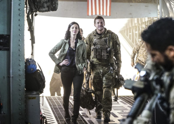 SEAL Team TV Show: canceled or renewed?