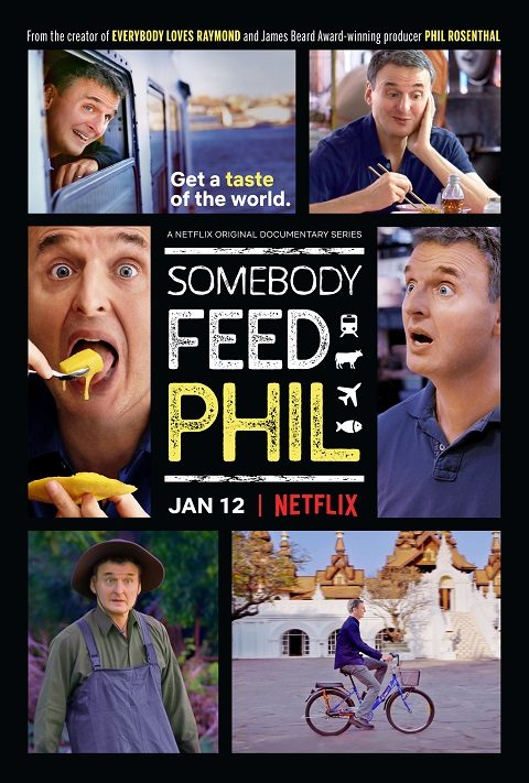 Somebody Feed Phill TV Shows: canceled or renewed?
