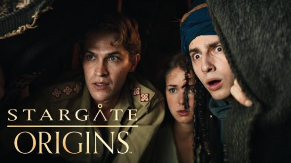 Stargate Origins TV show on MGM: (canceled or renewed?)