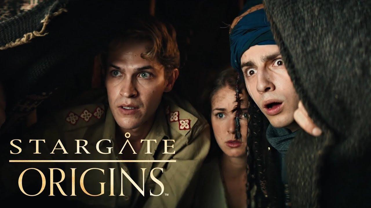 Stargate Origins: New TV Series Trailer and Premiere Date