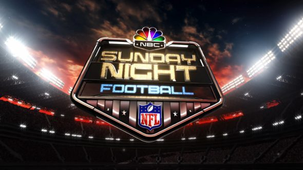 Sunday Night Football TV show on NBC: (canceled or renewed?)