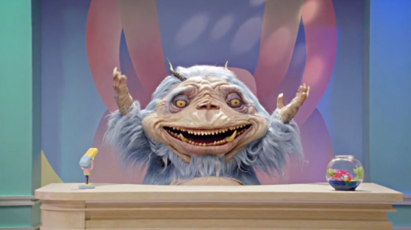 The Gorburger TV show cancelled on Comedy Central