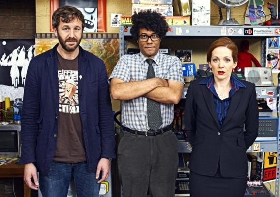 The IT Crowd TV show: (canceled or renewed?)